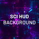 Cyber Sci-Fi Hud Background - VideoHive Item for Sale