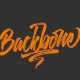 Backbone typeface - GraphicRiver Item for Sale