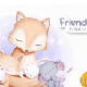 Animal Friendship Collection - GraphicRiver Item for Sale