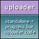 Responsive HTML File Uploader - CodeCanyon Item for Sale