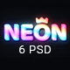 Neon Wall Sign Creator - GraphicRiver Item for Sale