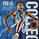 College Basketball Flyer - GraphicRiver Item for Sale