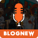 Blognew – Event Management WordPress Blog Theme - ThemeForest Item for Sale
