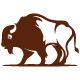 Bull Logo - GraphicRiver Item for Sale