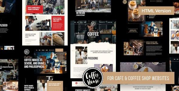 Craft | Coffee Shop Cafe Restaurant HTML