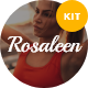 Rosaleen - Health Coach & Motivational Speaker Elementor  Template Kit - ThemeForest Item for Sale