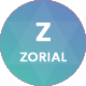 Zorial - Landing Page Template - ThemeForest Item for Sale