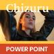 Chizuru PowerPoint Presentation - GraphicRiver Item for Sale