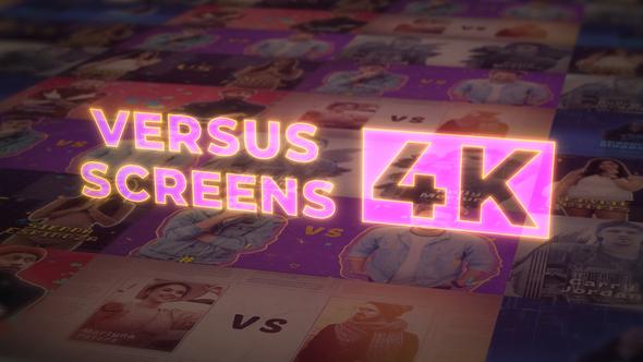VS Versus Screens v.2 4K - Premiere Pro