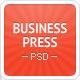 Business News - Premium Magazine PSD Template - ThemeForest Item for Sale