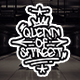 Quenn Of Street - Clean Graffiti Font - GraphicRiver Item for Sale