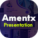 Amentx-Corporate Business PowerPoint Presentation Template - GraphicRiver Item for Sale