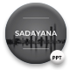 Sadayana - Creative Business PowerPoint Template - GraphicRiver Item for Sale