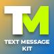 Clean Text Message Kit/ Autoresize