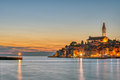View of the beautiful old town of Rovinj - PhotoDune Item for Sale