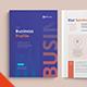 Business Profile 2021 - GraphicRiver Item for Sale