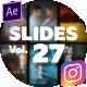 Instagram Stories Slides Vol. 27 - VideoHive Item for Sale