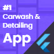 Car Wash Booking System with mobile apps android | Ios | Flutter - CodeCanyon Item for Sale