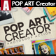 POP ART Creator PRO - Photoshop Action - GraphicRiver Item for Sale