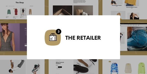 The Retailer - eCommerce WordPress Theme for WooCommerce