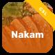 Nakam - Food & Restaurant Google Slides - GraphicRiver Item for Sale