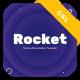 Rocket - Startup Google Slides Presentation - GraphicRiver Item for Sale