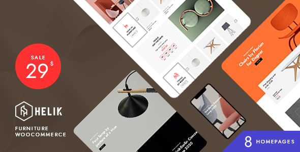 Review: Helik - Furniture WooCommerce Theme free download Review: Helik - Furniture WooCommerce Theme nulled Review: Helik - Furniture WooCommerce Theme