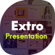 Extro-Corporate Business PowerPoint Presentation Template - GraphicRiver Item for Sale