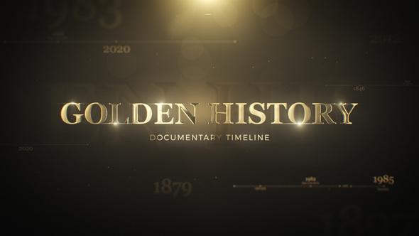 Golden History Documentary Timeline