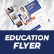 School Education Flyer templates - GraphicRiver Item for Sale