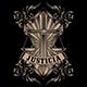 Justicia T-Shirt Graphic Design - GraphicRiver Item for Sale