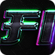 Futuristic Layer Styles - Cyberpunk FX - GraphicRiver Item for Sale