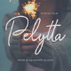 Pelytta - Handwritten Script Font - GraphicRiver Item for Sale