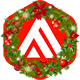 Short Christmas Logo