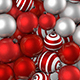 Christmas Balls Background Pack ( Pack of 12 ) - GraphicRiver Item for Sale