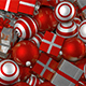 Christmas Balls and Gift Boxes Background Pack ( Pack of 19 ) - GraphicRiver Item for Sale