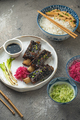 Grilled and smoked Korean Style Short Ribs - PhotoDune Item for Sale