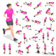 30 Woman Exercise Pack vol 2 - 3DOcean Item for Sale