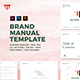 Brand Visual Identity Guidelines Template - GraphicRiver Item for Sale
