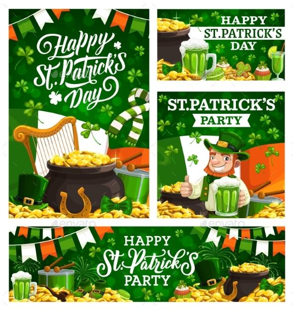 Irish National Holiday St