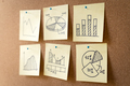Business graphs and statistics review - PhotoDune Item for Sale