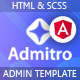 Admitro - Angular 11 Admin & Dashboard Template - ThemeForest Item for Sale