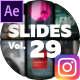 Instagram Stories Slides Vol. 29 - VideoHive Item for Sale