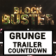 Grunge Trailer With Countdown - VideoHive Item for Sale