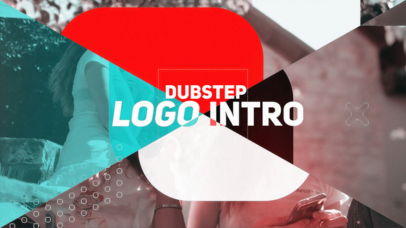 Dubstep Logo Intro | Minimal Media Intro