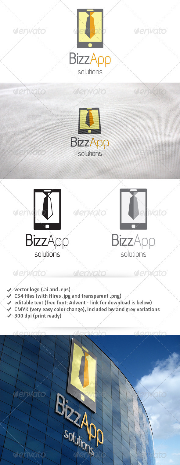 Bizz App Logo