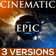 Dramatic Trailer Music Pack