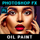 Oil Paint - Photoshop Action - GraphicRiver Item for Sale