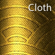 Golden Fabric Texture 5 - VideoHive Item for Sale