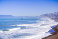 View towards the Municipal Pier, Pacifica - PhotoDune Item for Sale
